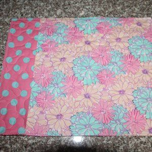 SET OF 4 PLACEMATS - Floral / Spring / Flowers-New